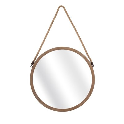 Rally Wood Wall Mirror by IMAX