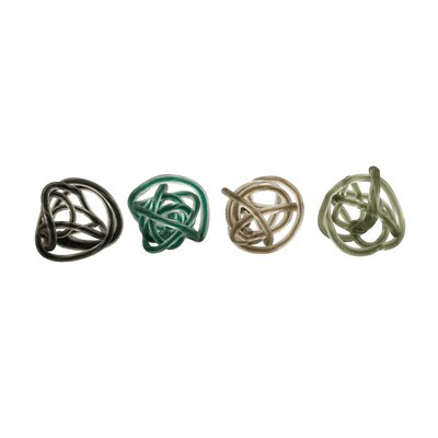 IMAX Large Rope Knots Sculpture
