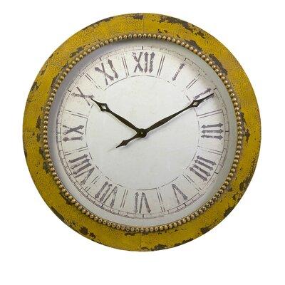 Bryony Wall Clock by IMAX