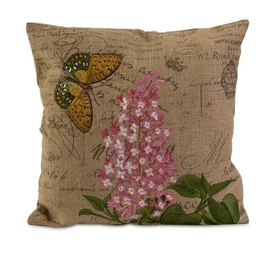 Cabrera Cotton Throw Pillow by IMAX