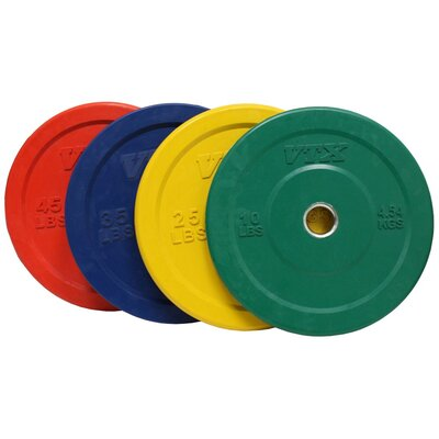 VTX by Troy Barbell VTX Colored Bumper / Training Plate