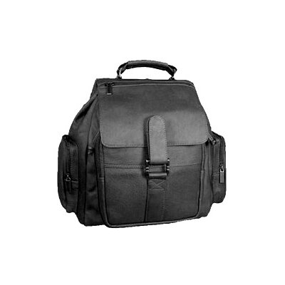 Top Handle Promotional Backpack by David King