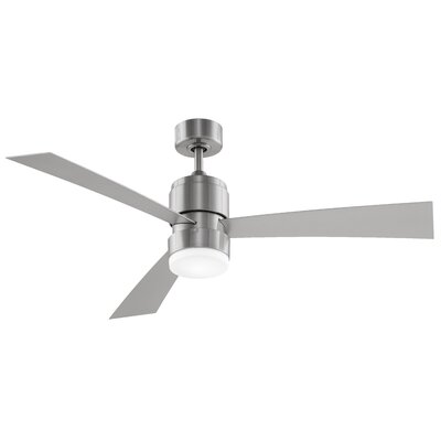 "54"" Zonix 3 Blade Ceiling Fan with Remote Product Photo"