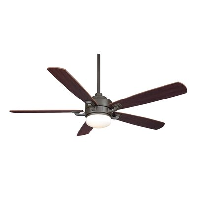 "52"" Benito 5 Blade Ceiling Fan with Remote Product Photo"