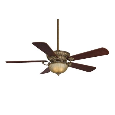 """52"""" Ventana 5 Blade Ceiling Fan with Remote Product Photo"""