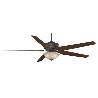 "72"" Keistone 5 Blade Ceiling Fan with Remote Product Photo"