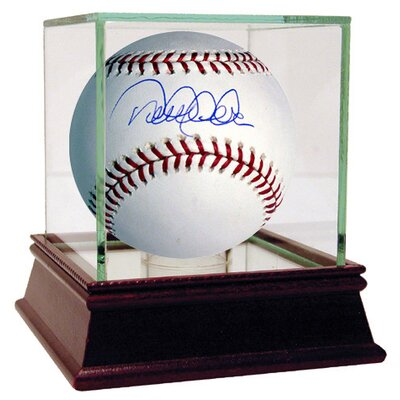 Steiner Sports Derek Jeter Autographed Baseball with Display Case