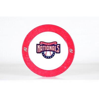 """DuckHouse MLB 10"""" Dinner Plate"""