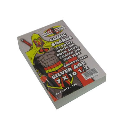 Image Guard Silver Age Size Comic Backing Board