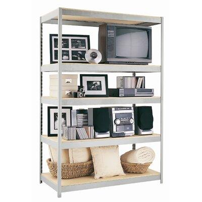"CommClad 1500 Series 72"" H 4 Shelf Shelving Unit Starter"