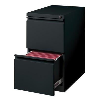 CommClad 2-Drawer Mobile Pedestal