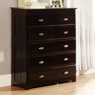 Discovery World Furniture 5 Drawer Chest 2955