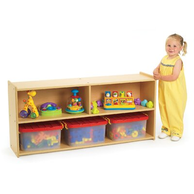 Angeles Value Line Toddler Two Shelf Storage