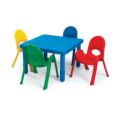 Angeles Kids Table and Chair Set