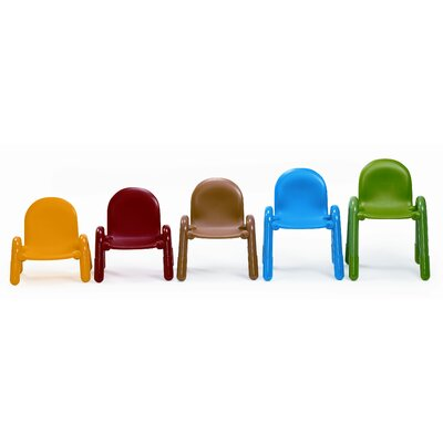 "Angeles Baseline 5"" Plastic Classroom Chair"