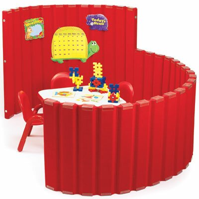 """Angeles 48"""" SoundSponge Quiet Dividers Wall with 2 Support Feet"""