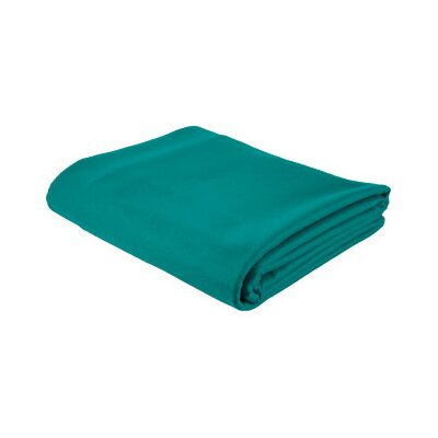 Cuestix 9' Valley Ultra Table Cloth in Tournament Green
