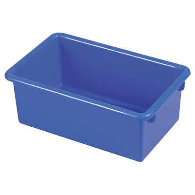ECR4kids Single Width Tote Bin WITHOUT Lids (Set of 15) 0101 XX
