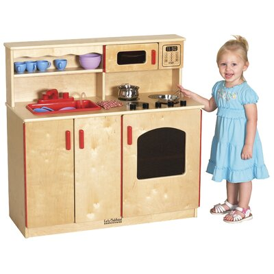 ECR4kids 4-in-1 Kitchen Center
