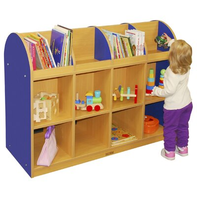 ECR4kids Colorful Essentials™ Double-Sided Standard Book Stand