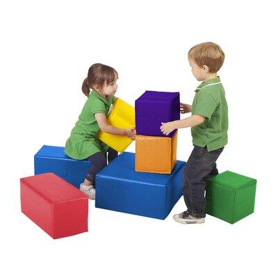 ECR4kids 7 Piece Big Block Set