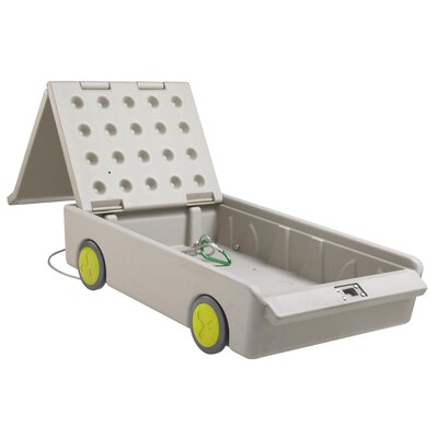 ECR4kids Lock and Roll Portable Personal Storage