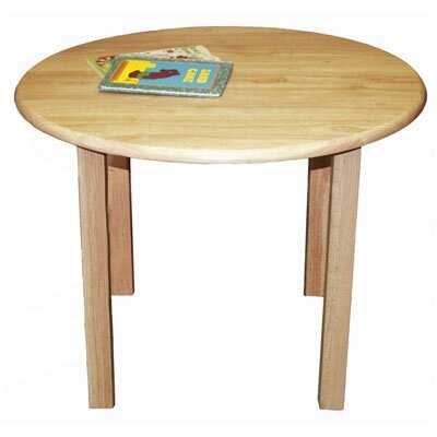 "ECR4kids 30"" Round Classroom Table"