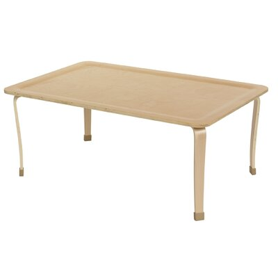 """ECR4kids 30"""" x 48"""" Bentwood Play Table"""