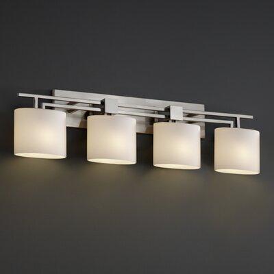 Fusion Aero 4 Light Bath Vanity Light Product Photo