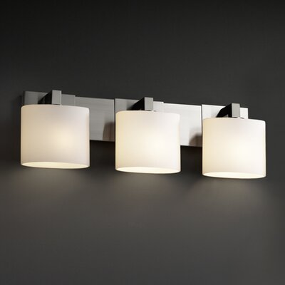 Fusion Modular 3 Light Bath Vanity Light Product Photo