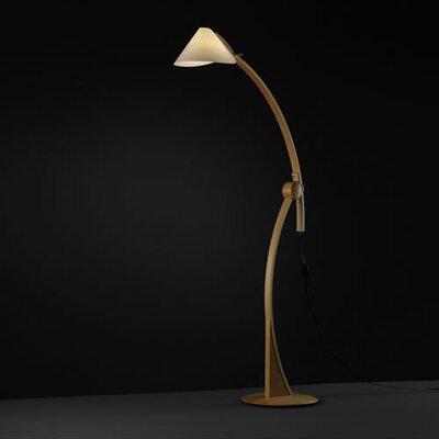 Justice Design Group Domus 1 Light Portable Floor Lamp
