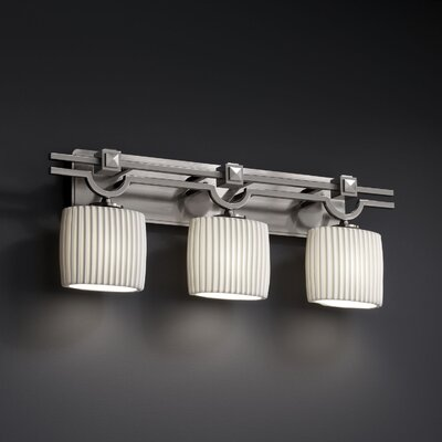 Limoges Argyle 3 Light Bath Vanity Light Product Photo