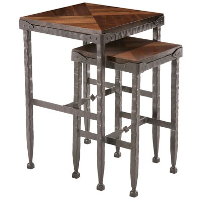 Forest Hill Large Piece Nesting Tables by Stone County Ironworks