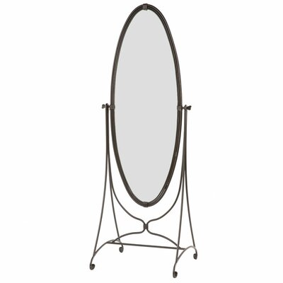 Stone County Ironworks  Queensbury Standing Mirror
