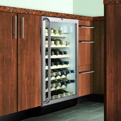 Single Zone Built-In Wine Refrigerator by Summit Appliance