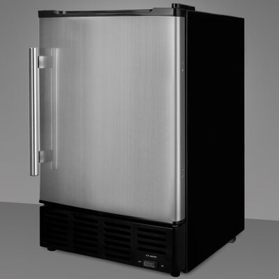 "Summit Appliance 15"" 10 lb. Built-In Ice Maker"