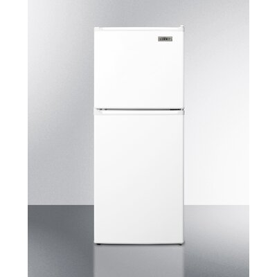 6.2 cu. ft. Top Freezer Refrigerator in White Product Photo