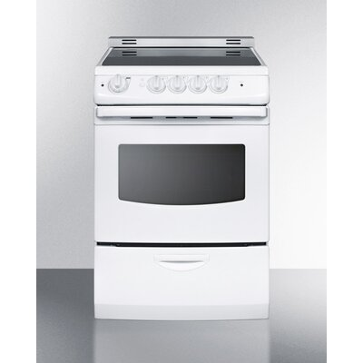 3 Cu. Ft. Electric Range Product Photo