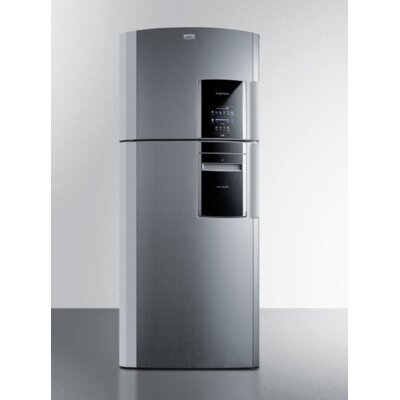 18 cu. ft. Top Freezer Refrigerator in Platinum Product Photo