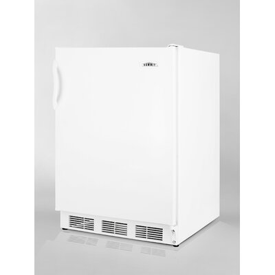 5.5 cu. ft. Undercounter Compact Refrigerator by Summit Appliance