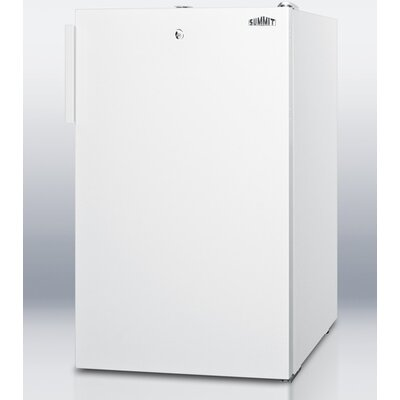 4.1 cu. ft. Compact Refrigerator by Summit Appliance