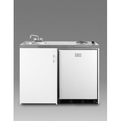 5.1 cu. ft. Compact Refrigerator by Summit Appliance