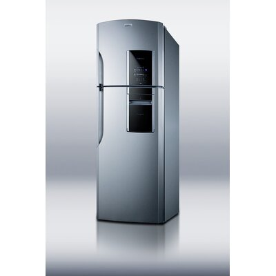 14 cu. ft. Top Freezer Refrigerator in Platinum Product Photo
