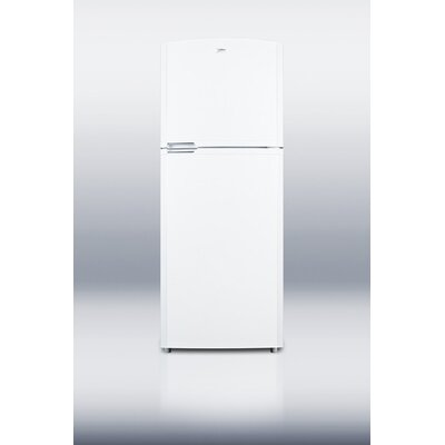 13.02 cu. ft. Top Freezer Refrigerator in White Product Photo