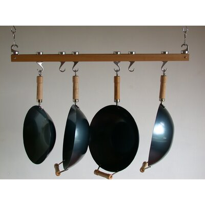 Track Rack Ceiling Pot Rack by Taylor & Ng