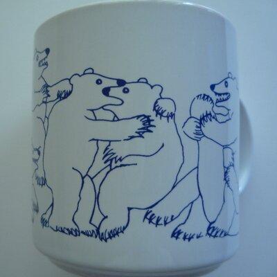 Taylor & Ng Animates 11 oz. Daytime Bears Mug