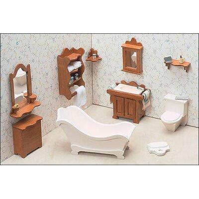 Bathroom Furniture Kit by Greenleaf Dollhouses