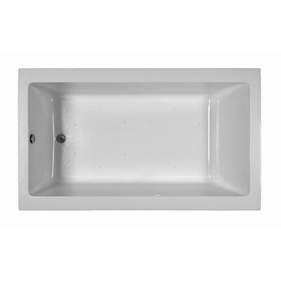 "Contemporary  72"" x 42"" Soaking Bathtub Product Photo"