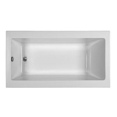 "Contemporary 66"" x 32.25"" Soaking Bathtub Product Photo"