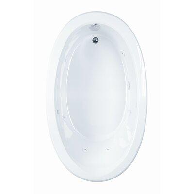 "Reliance 60"" x 36"" Whirlpool Bathtub Product Photo"